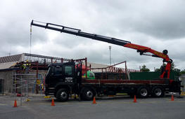 Completed by Us - 4LIFTN Crane Trucks