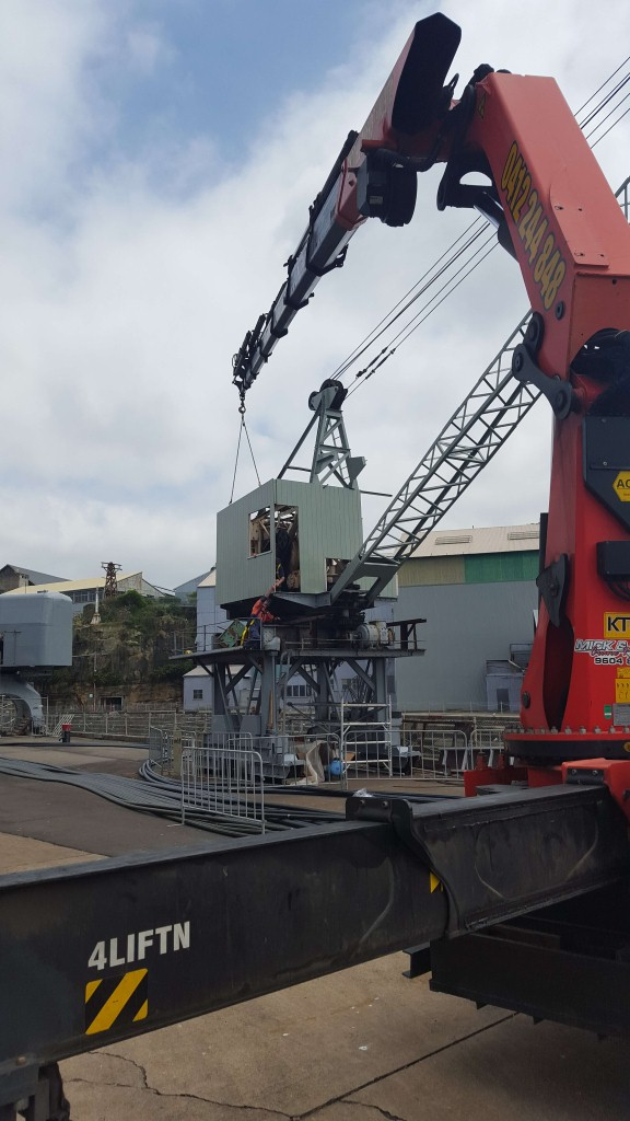 Crane Hire For Factory